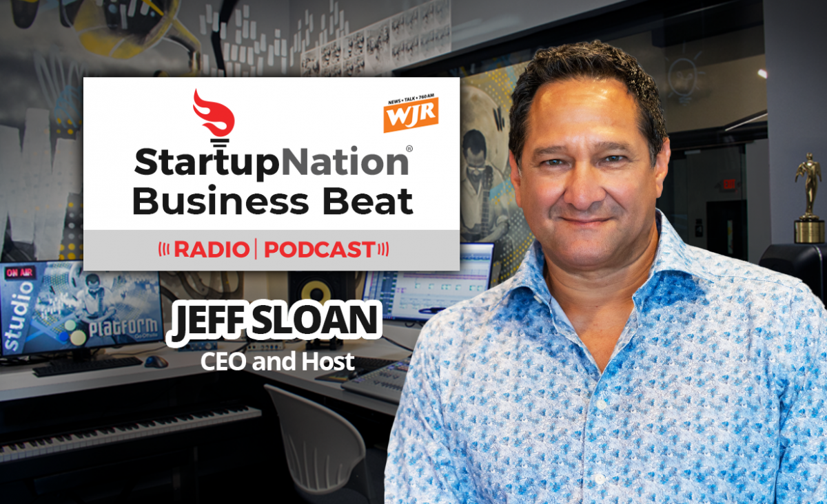 WJR Business Beat with Jeff Sloan: Addressing America's Digital Divide is a Necessity (Episode 225)
